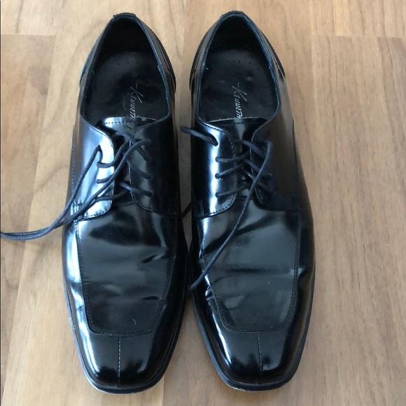 Kenneth Cole Shoes Black Dress Size 105 Poshmark
